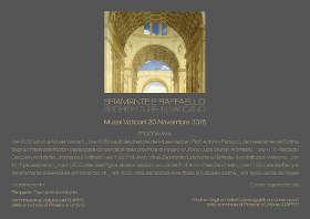 Convegno, Bramante e Raffaello. Architetture in Vaticano, Musei Vaticani (SCV), 2015